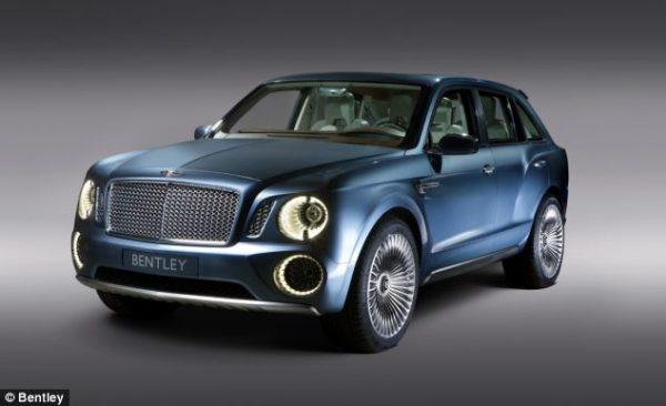 Bentley SUV  - July 2013 - BellaNaija003