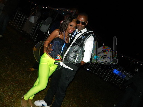 Pendo at the Concert