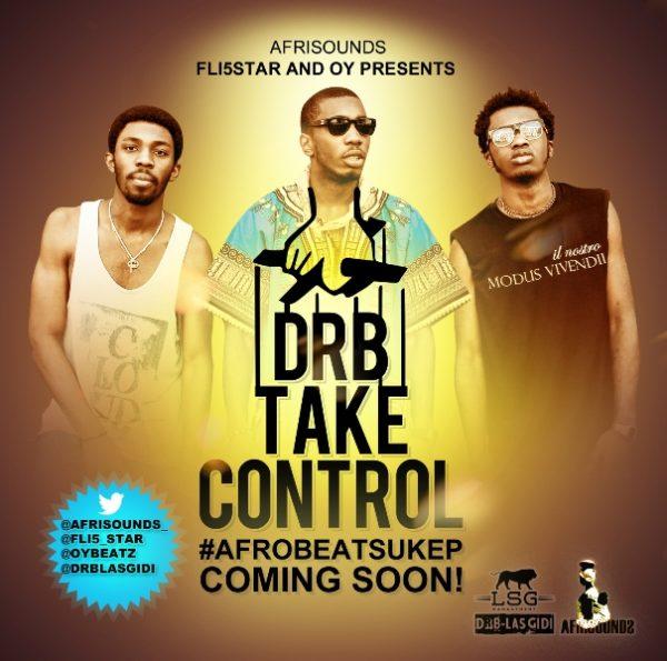 DRB LasGidi Take Control