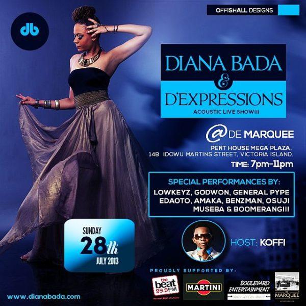 Diana Bada & D'Expressions