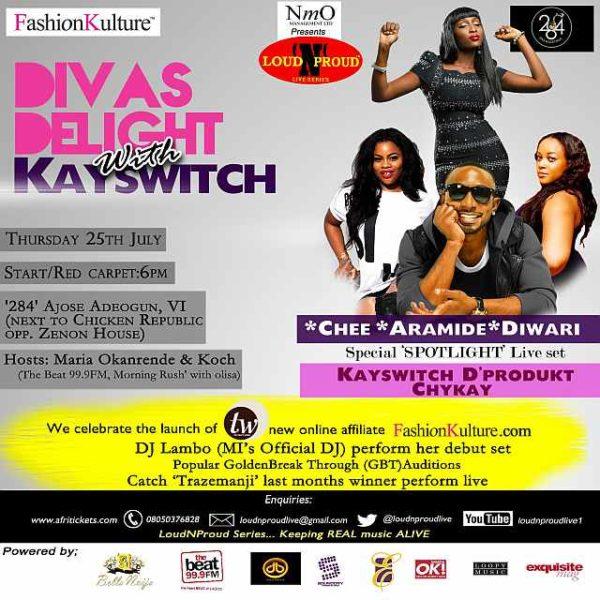 Divas Delight with Kay Switch