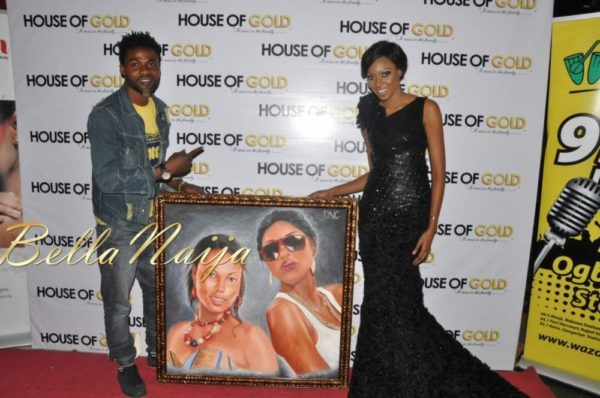 Exclusive - Yvonne Nelson House of Gold Lagos Premiere - July 2013 - BellaNaija 021