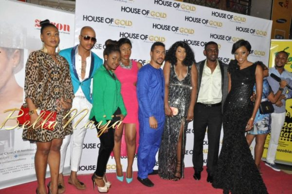Mary Uranta, Ikay Ogbonna, Mercy Chinwo, Ebube Nwagbo, Majid Michel, Rukky Sanda, Eddie Watson & Yvonne Nelson