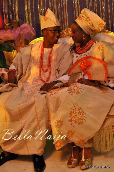 Fiyin Obakin & Kayode Aladejebi Traditional Engagement - July 2013 - BellaNaijaWeddings1590
