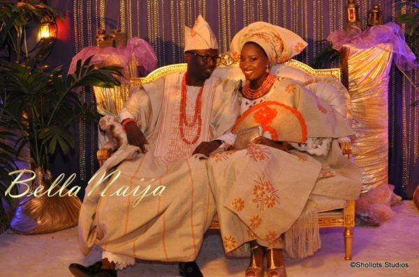 Fiyin Obakin & Kayode Aladejebi Traditional Engagement - July 2013 - BellaNaijaWeddings1595