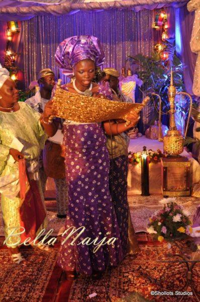 Fiyin Obakin & Kayode Aladejebi Traditional Engagement - July 2013 - BellaNaijaWeddings2566
