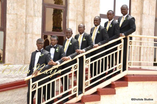 Fiyin Obakin & Kayode Aladejebi White Wedding - July 2013 - BellaNaijaWeddings2324