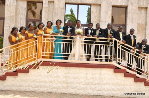 Fiyin Obakin & Kayode Aladejebi White Wedding - July 2013 - BellaNaijaWeddings2360
