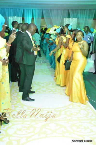 Fiyin Obakin & Kayode Aladejebi White Wedding - July 2013 - BellaNaijaWeddings2516