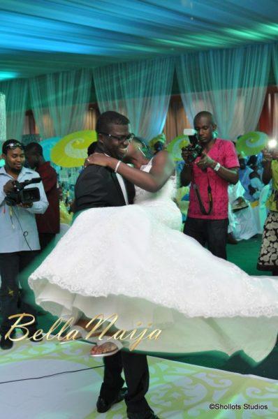 Fiyin Obakin & Kayode Aladejebi White Wedding - July 2013 - BellaNaijaWeddings2658