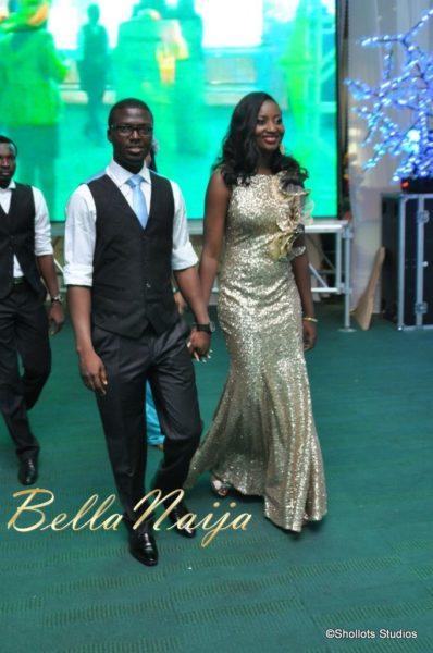 Fiyin Obakin & Kayode Aladejebi White Wedding - July 2013 - BellaNaijaWeddings2734