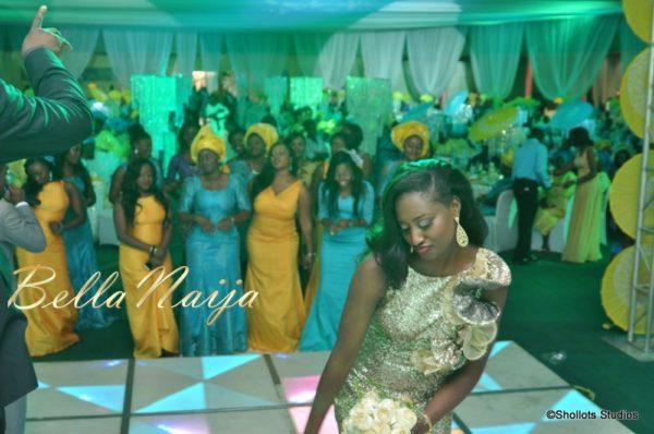 Fiyin Obakin & Kayode Aladejebi White Wedding - July 2013 - BellaNaijaWeddings2844