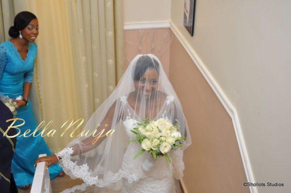Fiyin Obakin & Kayode Aladejebi White Wedding - July 2013 - BellaNaijaWeddings323