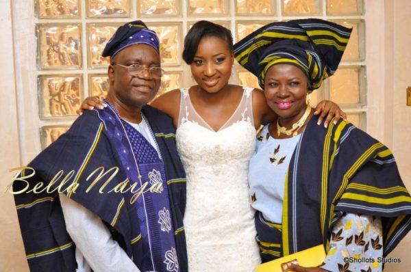 Fiyin Obakin & Kayode Aladejebi White Wedding - July 2013 - BellaNaijaWeddings415
