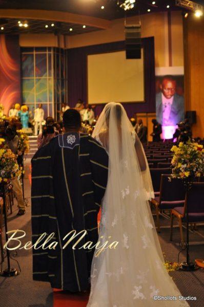 Fiyin Obakin & Kayode Aladejebi White Wedding - July 2013 - BellaNaijaWeddings692
