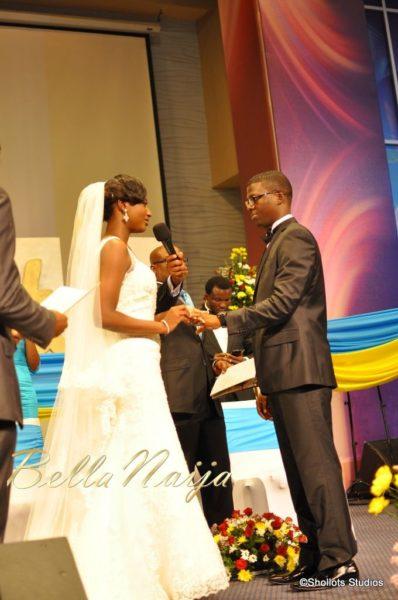 Fiyin Obakin & Kayode Aladejebi White Wedding - July 2013 - BellaNaijaWeddings813