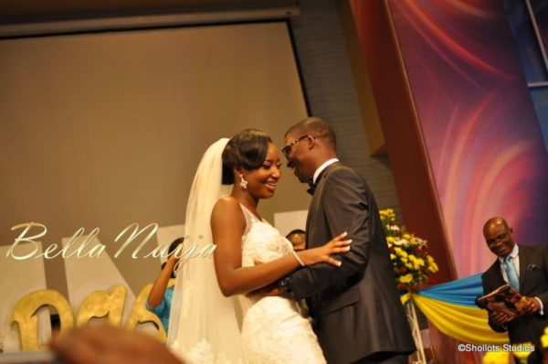 Fiyin Obakin & Kayode Aladejebi White Wedding - July 2013 - BellaNaijaWeddings834