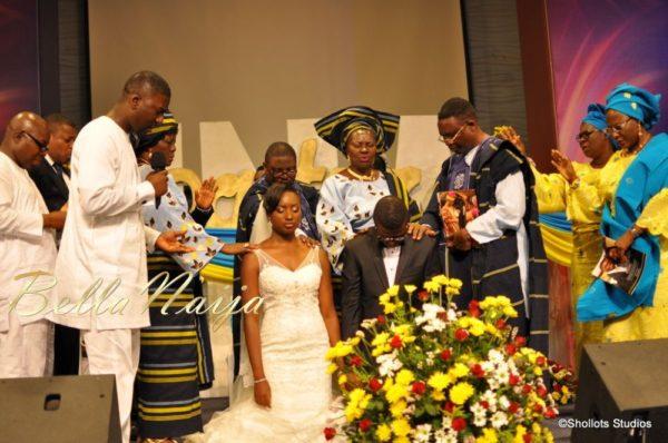 Fiyin Obakin & Kayode Aladejebi White Wedding - July 2013 - BellaNaijaWeddings866