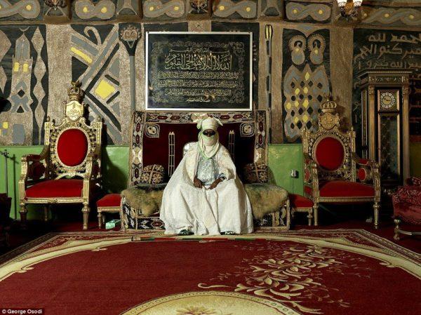 Alhaji Ado Abdullahi Bayero -Emir of Kano