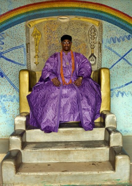 Benjamin Ikenchuku Keagborekuzi I - Dein of Agbor