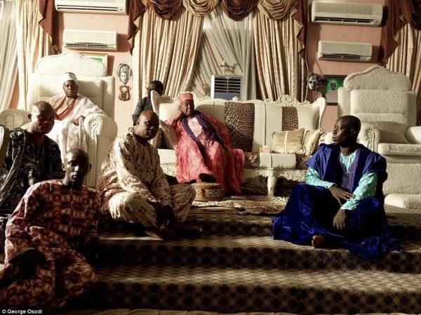 Oba Okunade Sijuwade - Ooni of Ife