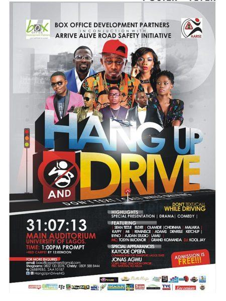 Hang Up & Drive