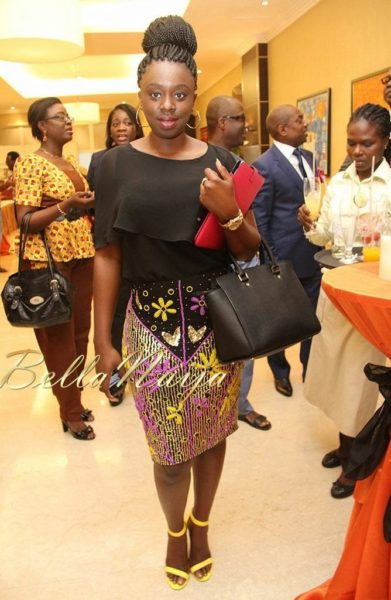 Temi Akingbe (Head of Marketing, House of Tara 100 Voices)