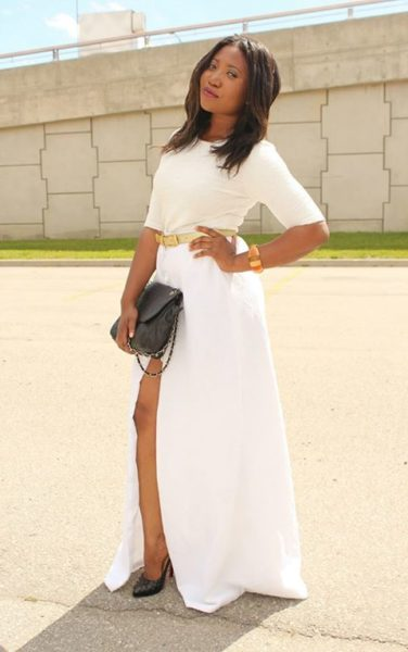 Doreen of the Stylish Forever blog
