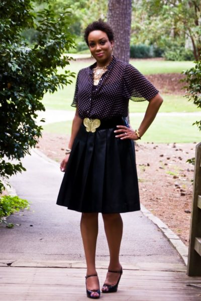 How to Wear Leather - BellaNaija - July2013007