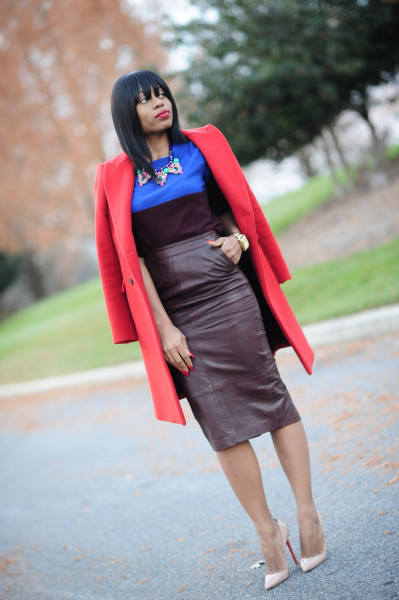 How to Wear Leather - BellaNaija - July2013008
