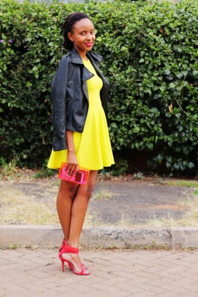 How to Wear Leather - BellaNaija - July2013009