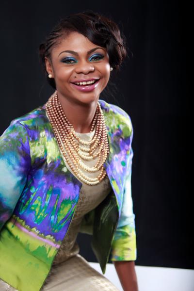 Karen-Igho - July 2013 - BellaNaija
