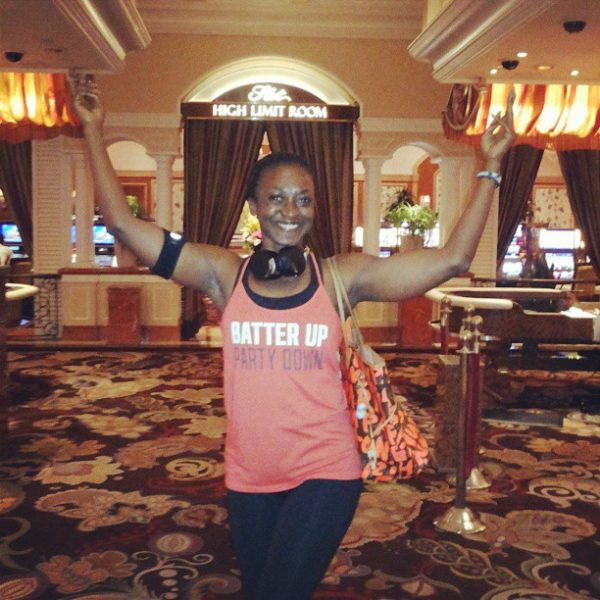 Kate Hensahw Las Vegas - July 2013 - BellaNaija (2)