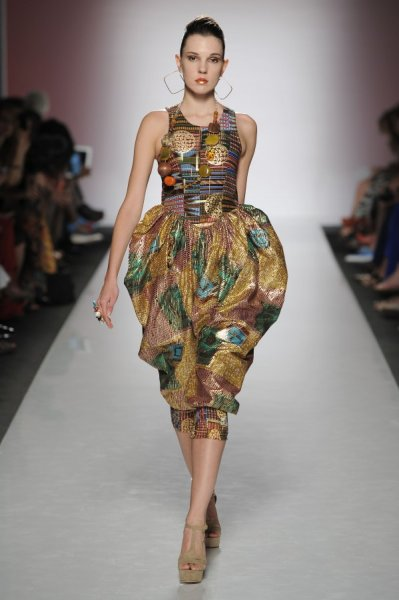 Kiki Clothing 2014 Collection for Rome Fashion Week 2013 - BellaNaija - July2013 (1)