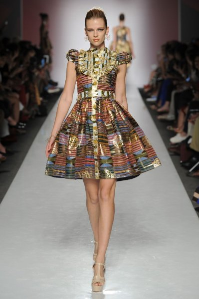 Kiki Clothing 2014 Collection for Rome Fashion Week 2013 - BellaNaija - July2013 (2)