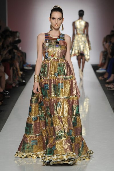 Kiki Clothing 2014 Collection for Rome Fashion Week 2013 - BellaNaija - July2013 (8)
