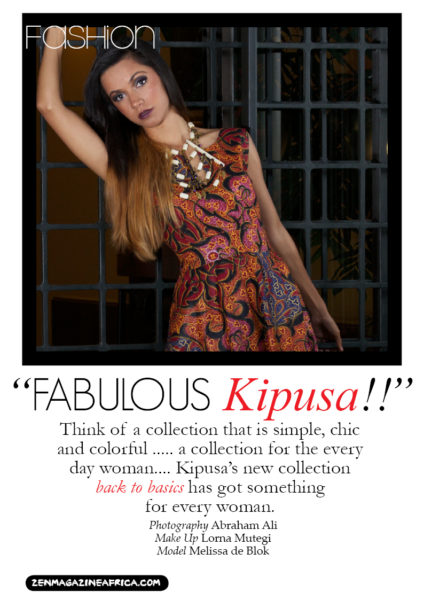 Kipusa Collection Zen Magazine July Issue - BellaNaija - July2013 (1)