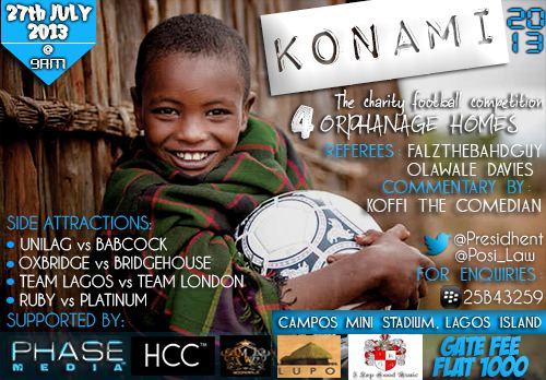 Konami - July 2013