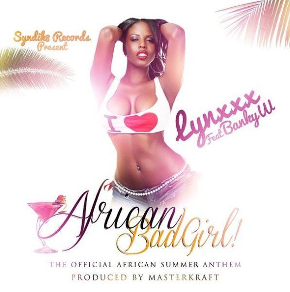 Lynxxx Banky W African Bad Girl - July 2013 - BellaNaija (1)