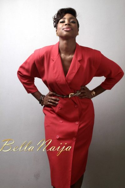 Maria Okanrende - July 2013 - BellaNaija - 02