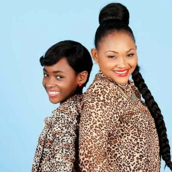 Mercy Aigbe Daughter (1)