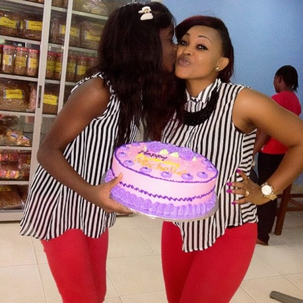 Mercy Aigbe Daughter (2)