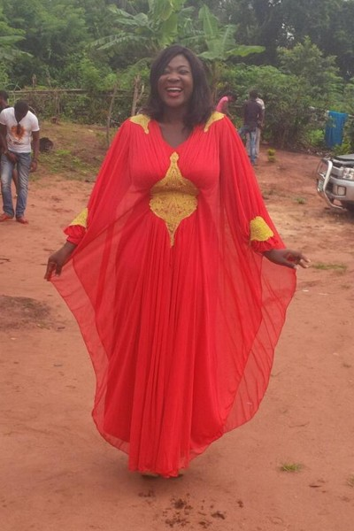 Mercy Johnson - Location