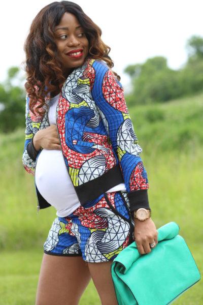 My Style - Stella Uzo Pregnancy Style - BellaNaija - July2013 (10)