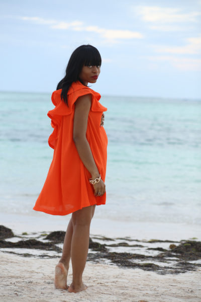 My Style - Stella Uzo Pregnancy Style - BellaNaija - July2013 (3)