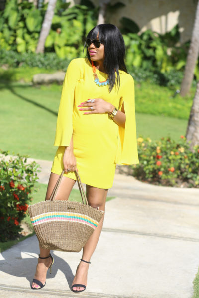My Style - Stella Uzo Pregnancy Style - BellaNaija - July2013 (4)