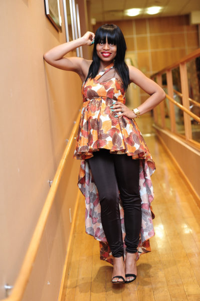 My Style - Stella Uzo Pregnancy Style - BellaNaija - July2013 (5)
