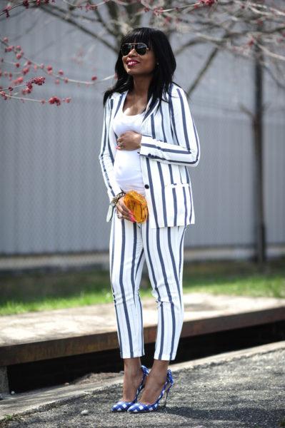 My Style - Stella Uzo Pregnancy Style - BellaNaija - July2013 (6)