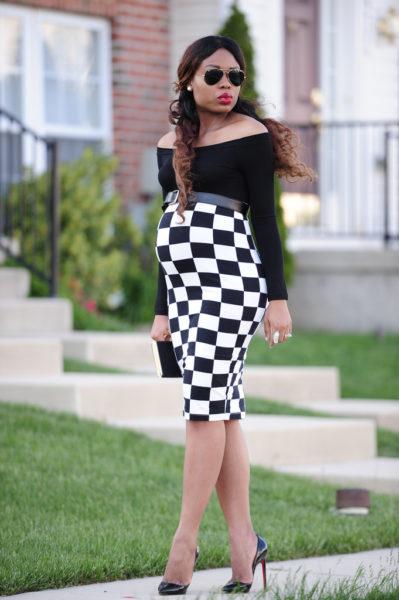 My Style - Stella Uzo Pregnancy Style - BellaNaija - July2013 (7)