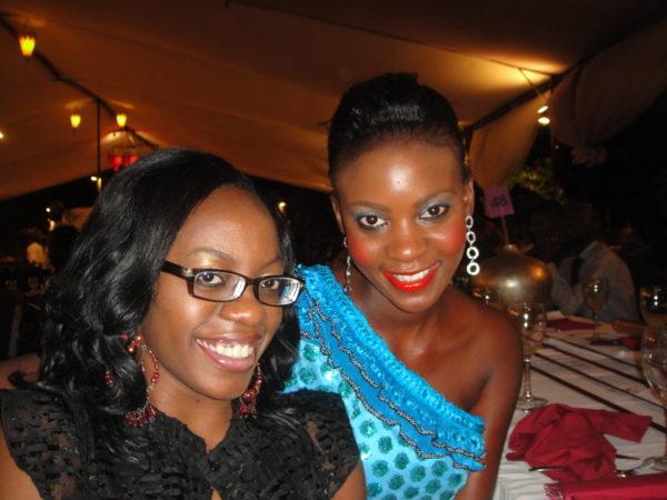 My Gambian friend Eli Fali